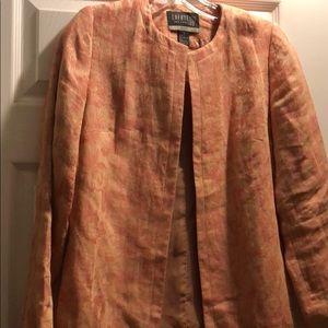 Lafayette 148 brocade jacket